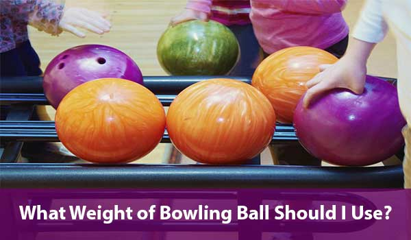 Weight of Bowling Ball