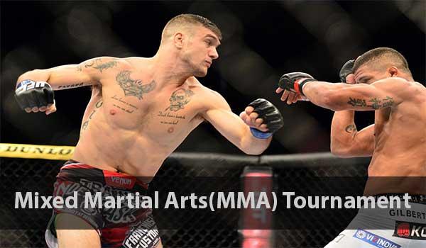 Mixed-Martial-Arts(MMA)-Tournament