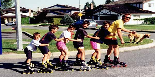 Benefits of Rollerblading