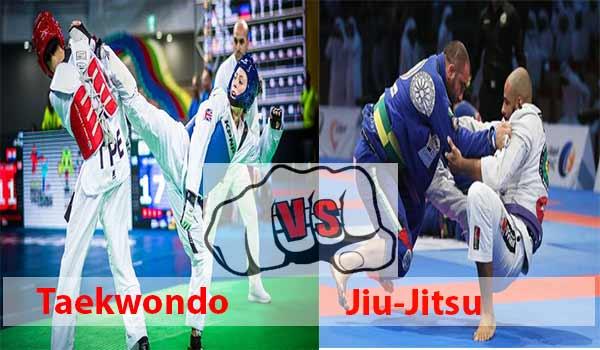 taekwondo-vs-jiu-jitsu