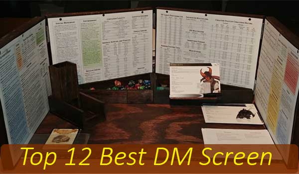 12 Best DM Screen Reviews & Baying Guide in 2020