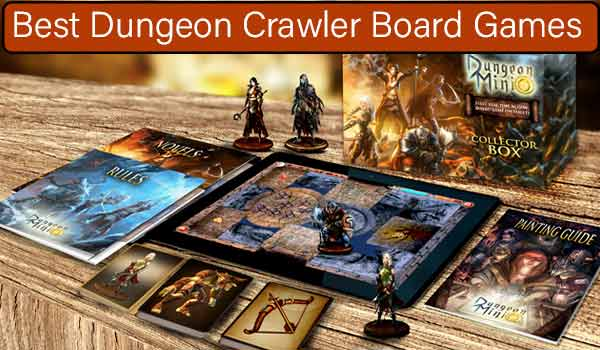 best Dungeon Crawler Board Games