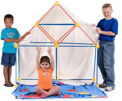 EZ-Fort Building Kit
