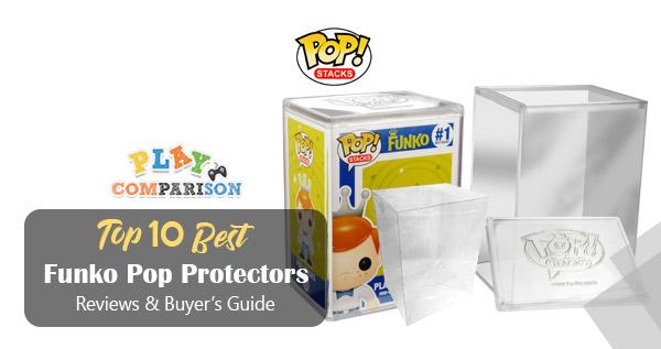 Best Funko Pop Protectors