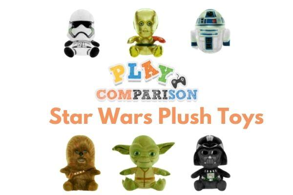 Best Star Wars Plush Toys