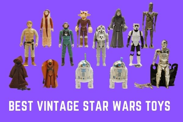 Best vintage star wars toys