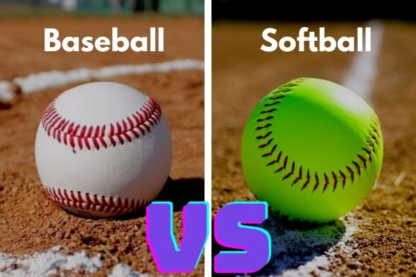 Difference Between Softball and Baseball