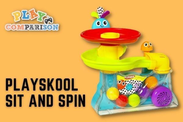 Best Playskool Sit And Spin