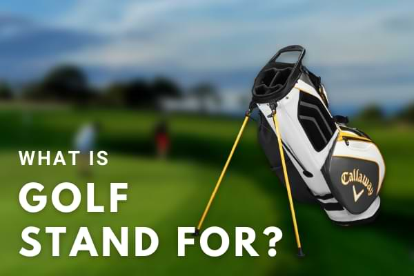 What is Golf Stand for