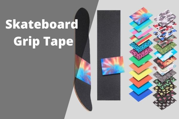 What is skateboard grip tape