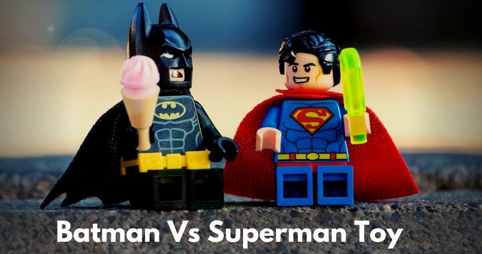 Batman Vs Superman Batcave Toy